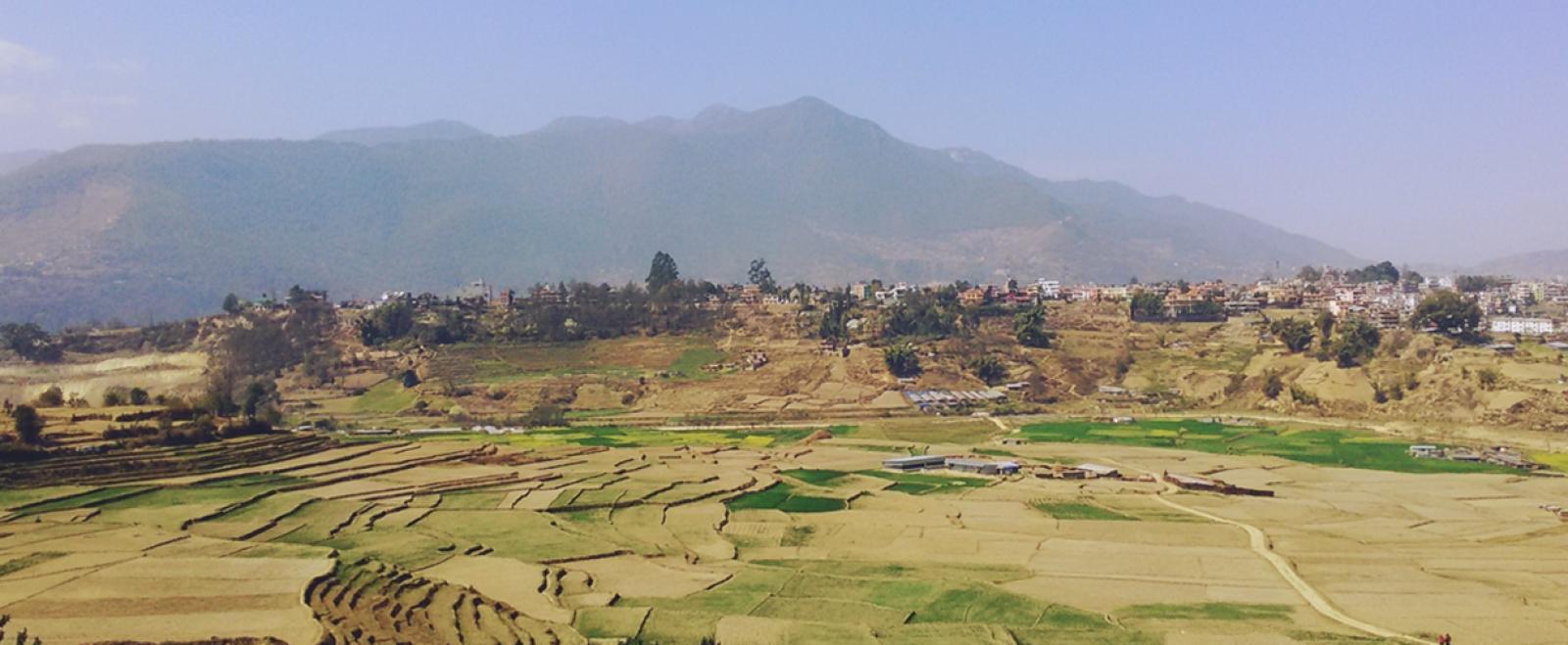 ネパールでチャイルドケアと医療プログラムに参加した小島香さんが見た風景